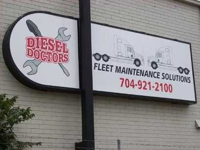 Semi And Heavy Duty Truck Repair Services Charlotte NC Mobile & In-Shop - Diesel Doctors